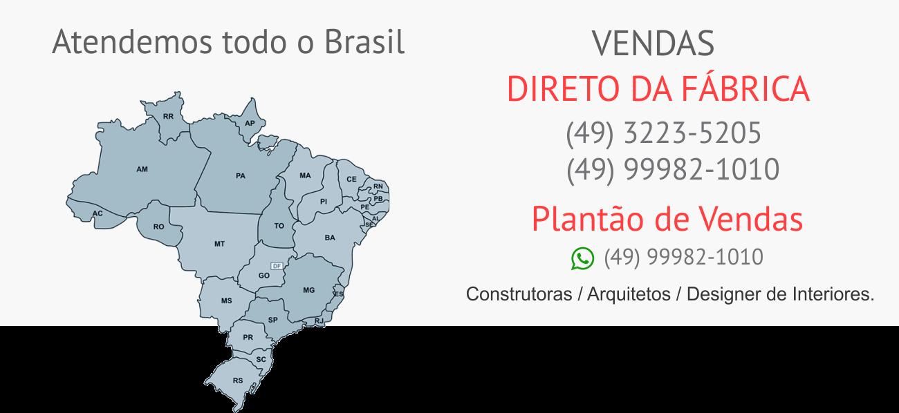 banner mapa vendas brasil