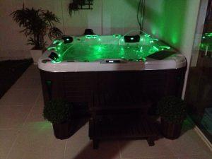 spa com aromaterapia